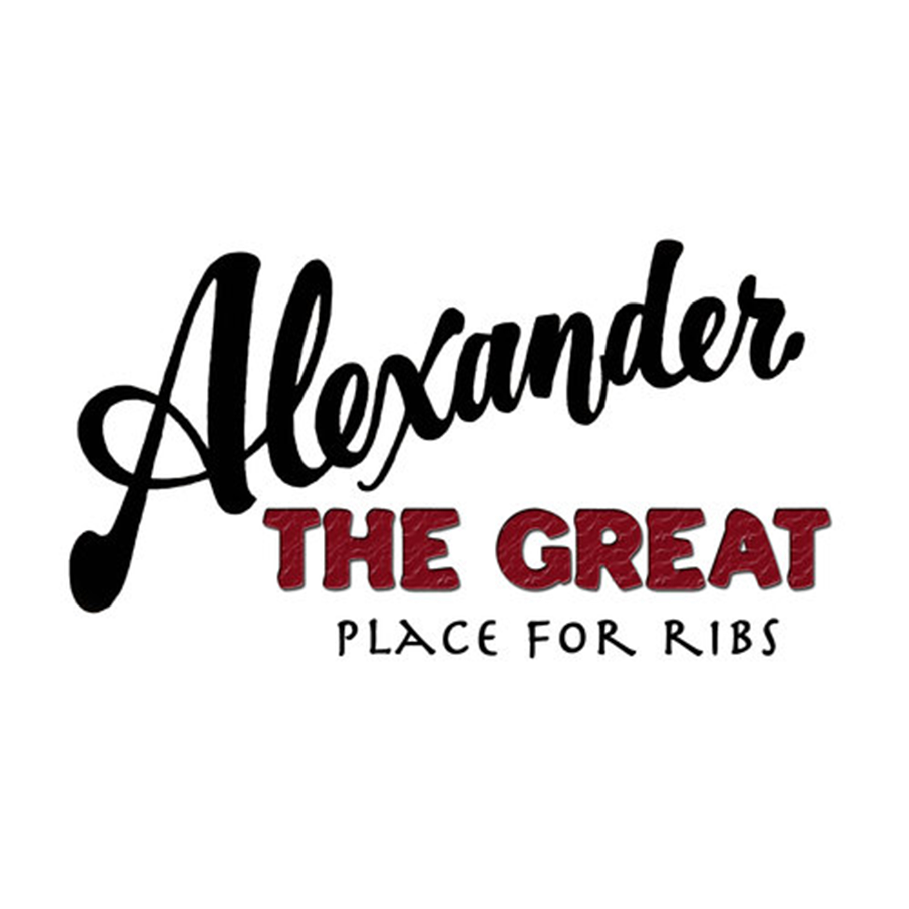 Alexander The Great Place for Ribs • Westland, MI • 734.326.5410