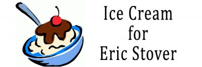 Ice Cream Social for Eric Stover Jr.
