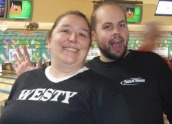 2018 Bowling Fundraiser, Westland Area Jaycees, JCI Michigan