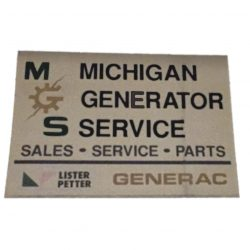 Michigan Generator Services Co - Dearborn Heights, MI - 313.291.4121