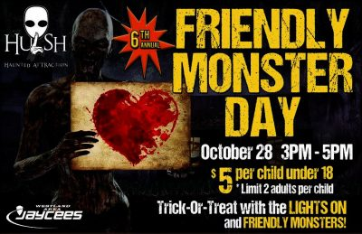 Friendly Monster Halloween Fest