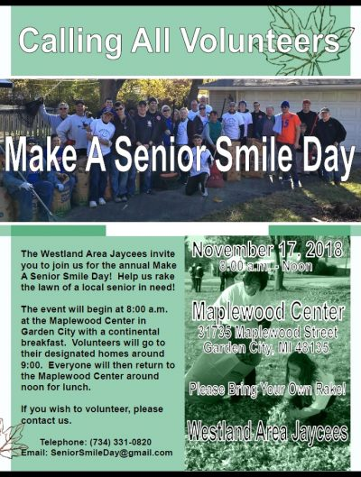 Make a Senior Smile